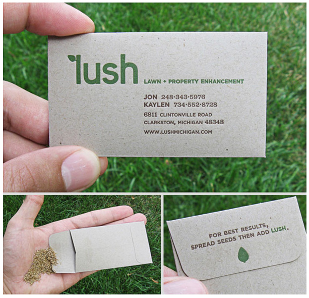 Get Noticed 5 Really Creative Business Card Designs