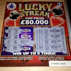 Scratch Card Uk