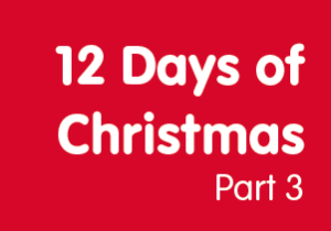 12 Days of Christmas Part 3